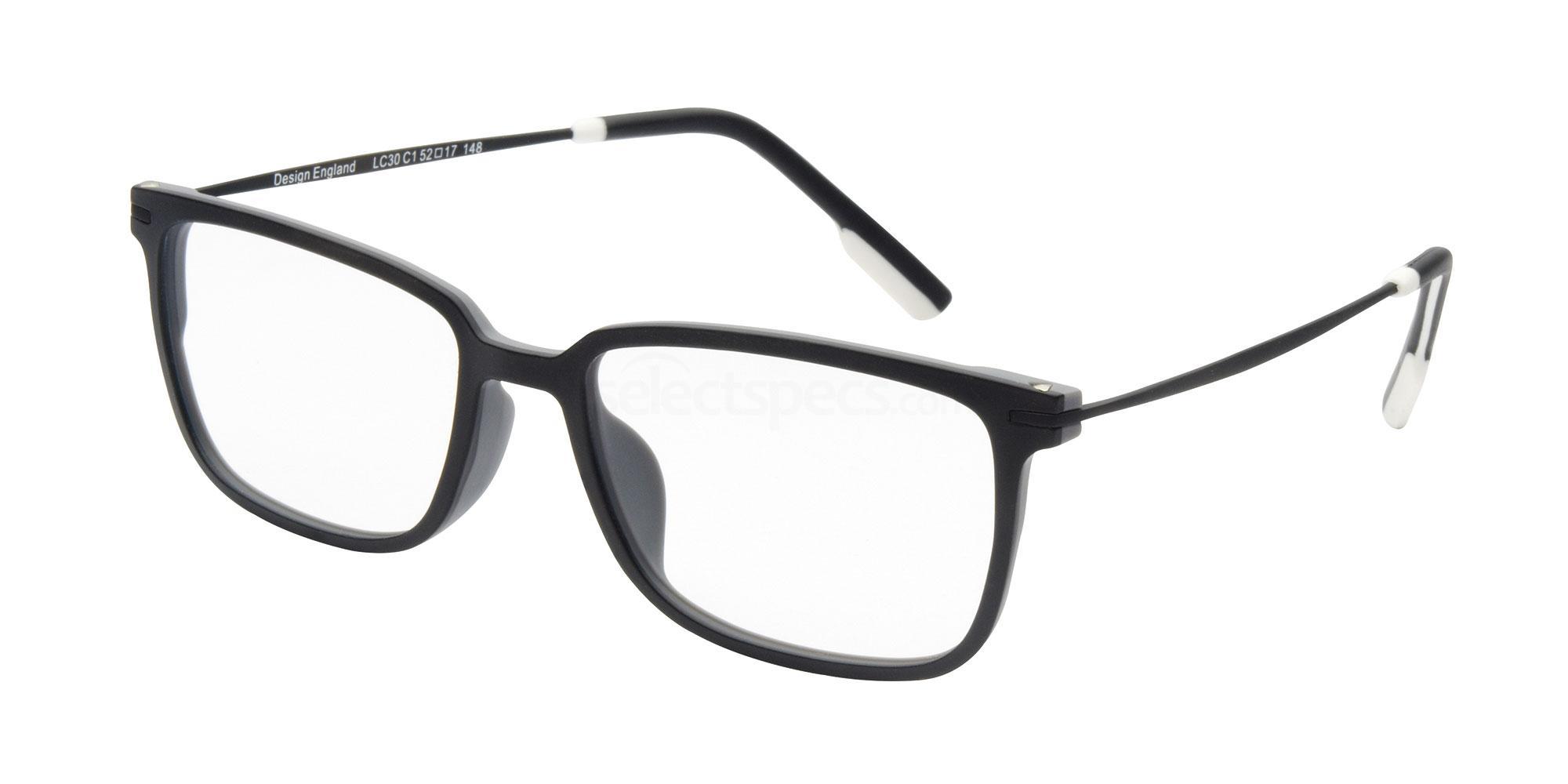 C1 LC30 Glasses, London Club