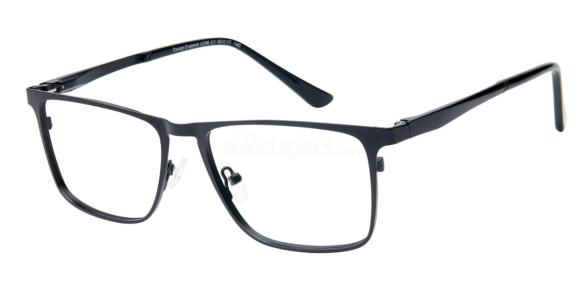C1 LC40 with Clip On Glasses, London Club