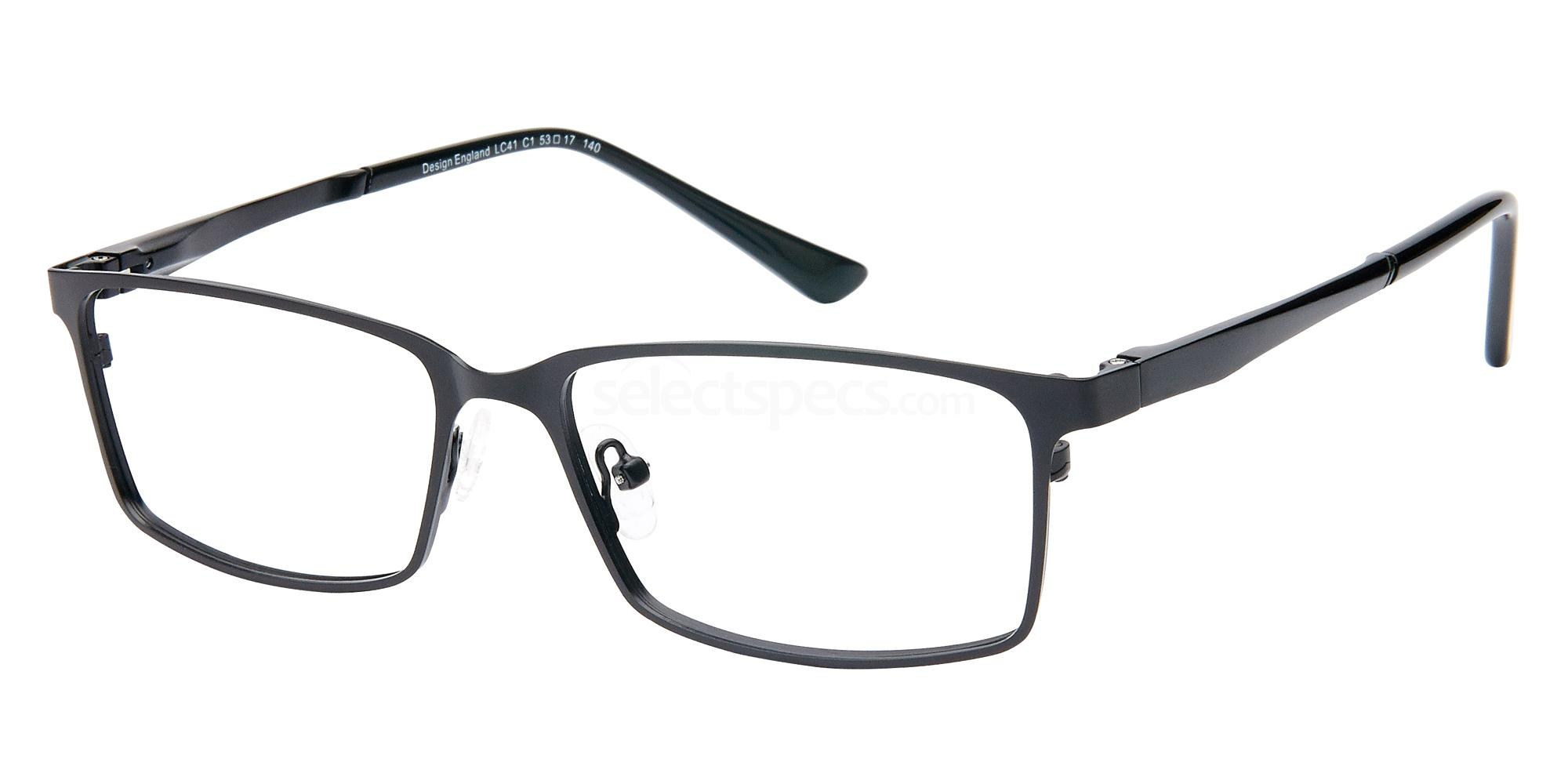 C1 LC41 with Clip On Glasses, London Club