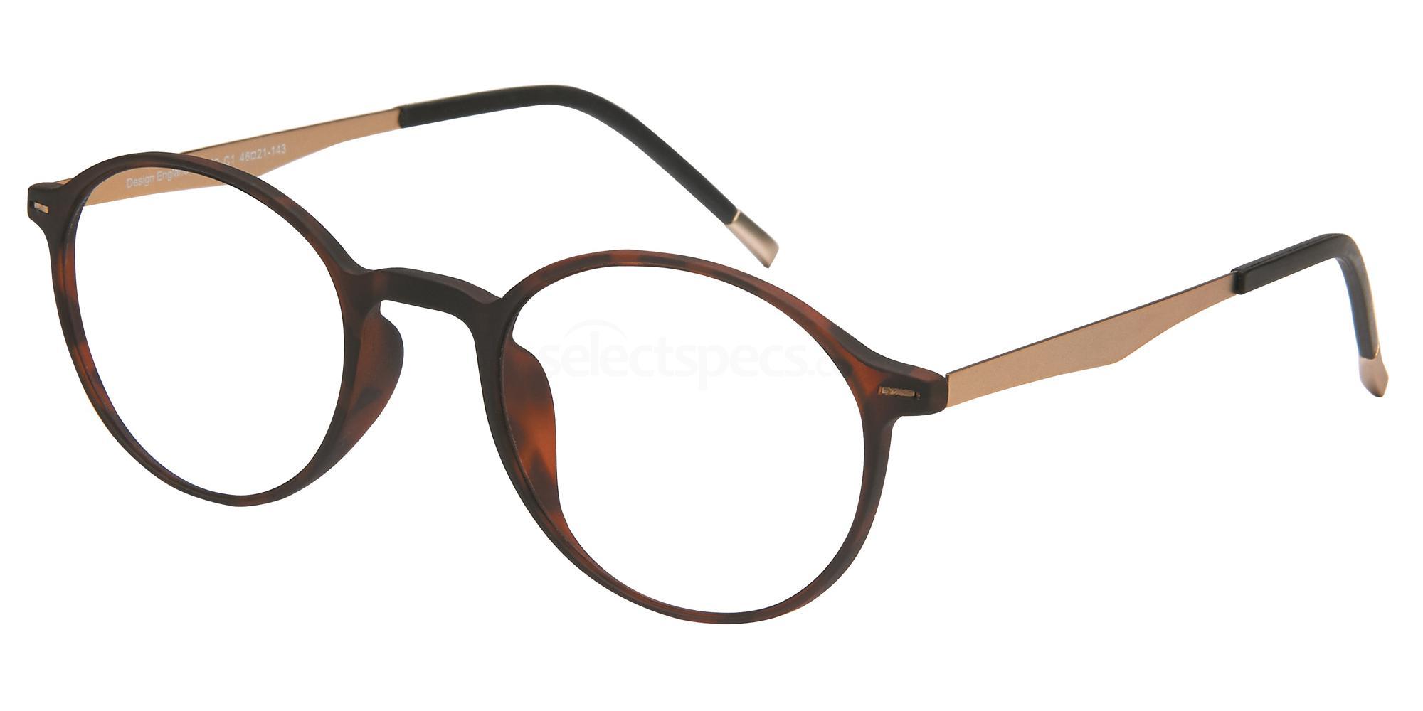 C1 LC42 Glasses, London Club