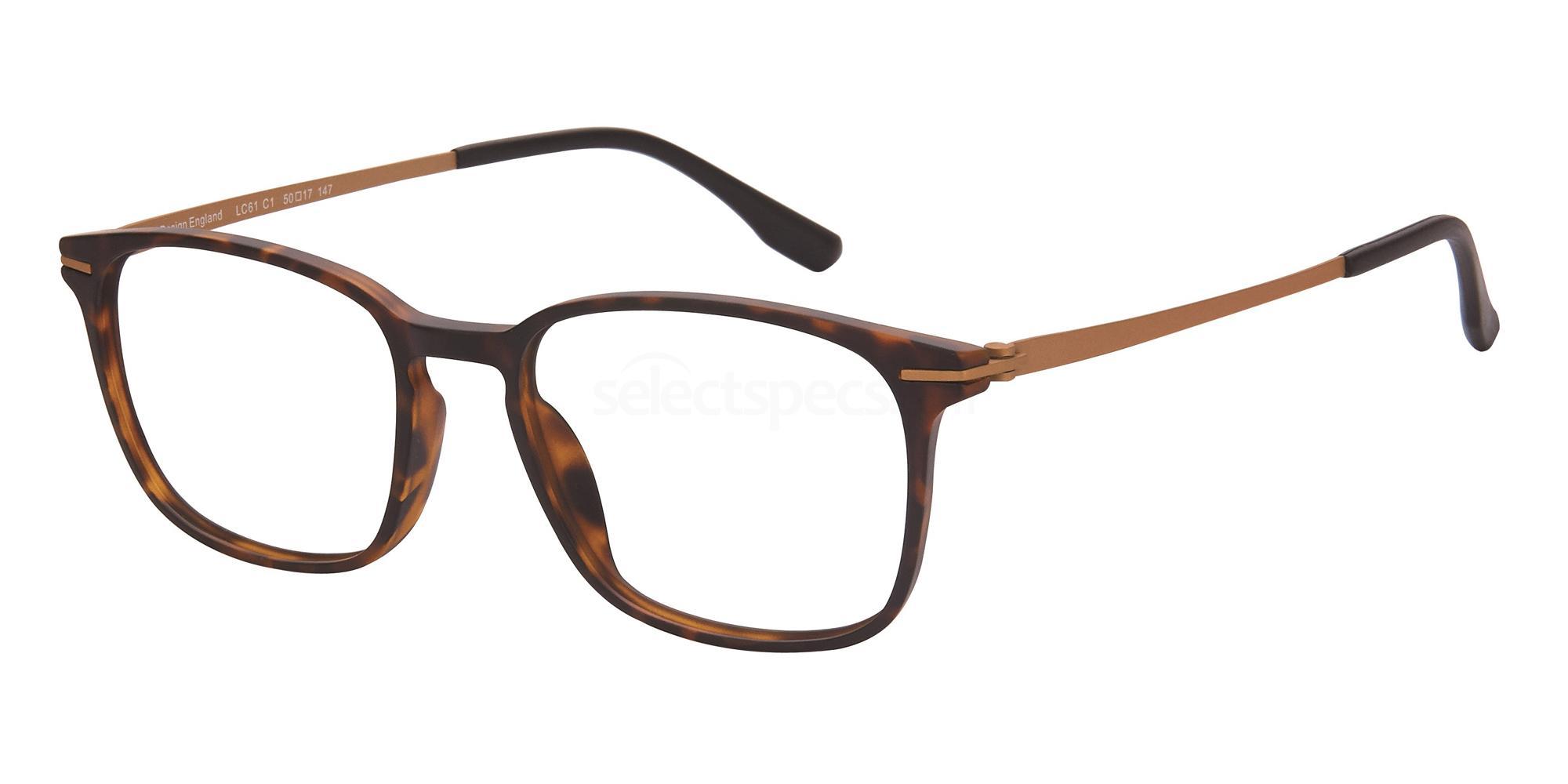 C1 LC61 Glasses, London Club