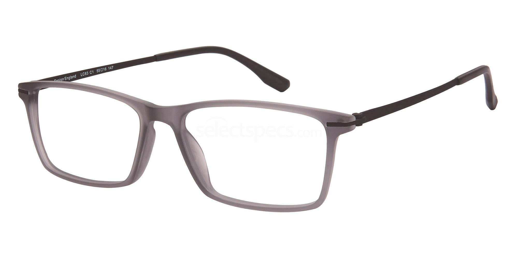 C1 LC63 Glasses, London Club