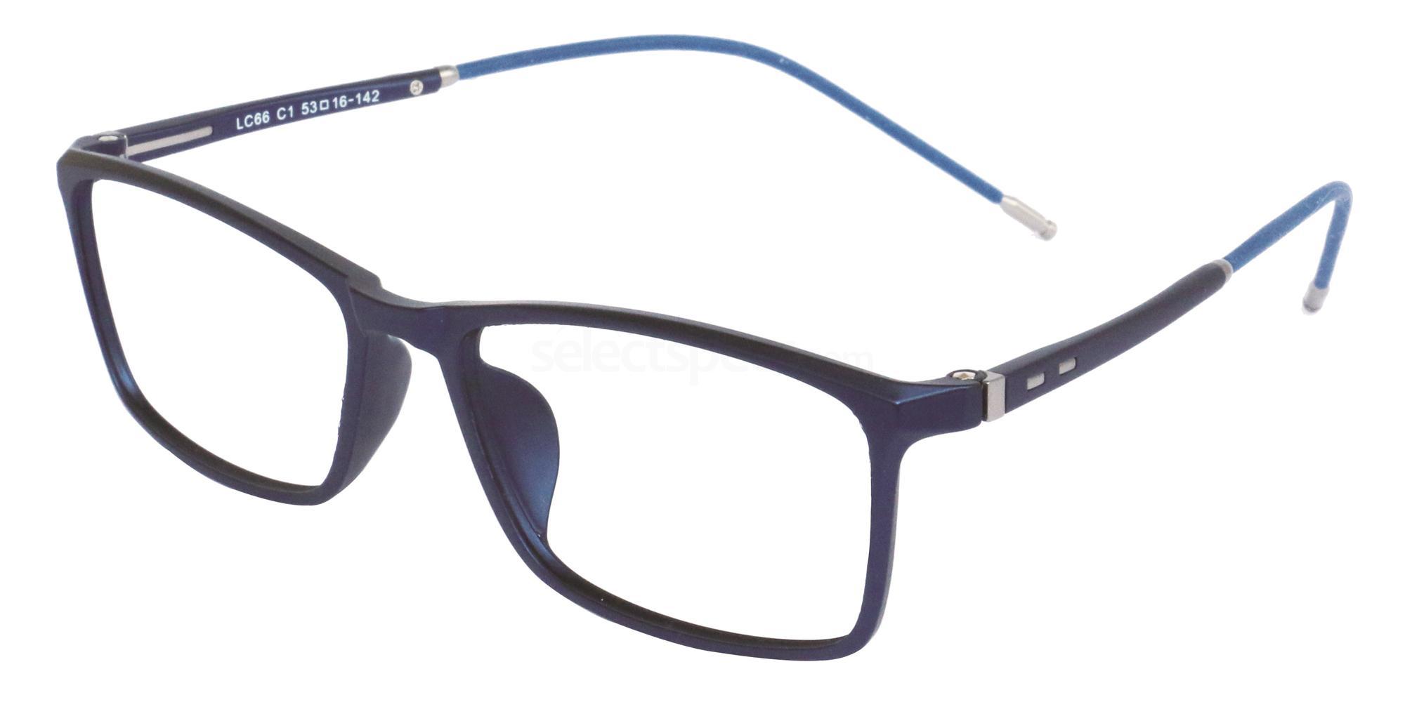 C1 LC66 Glasses, London Club