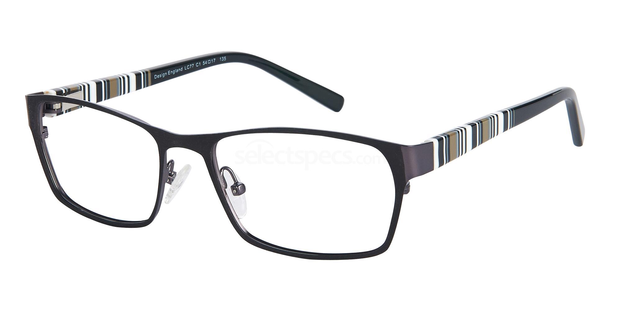 C1 LC77 Glasses, London Club