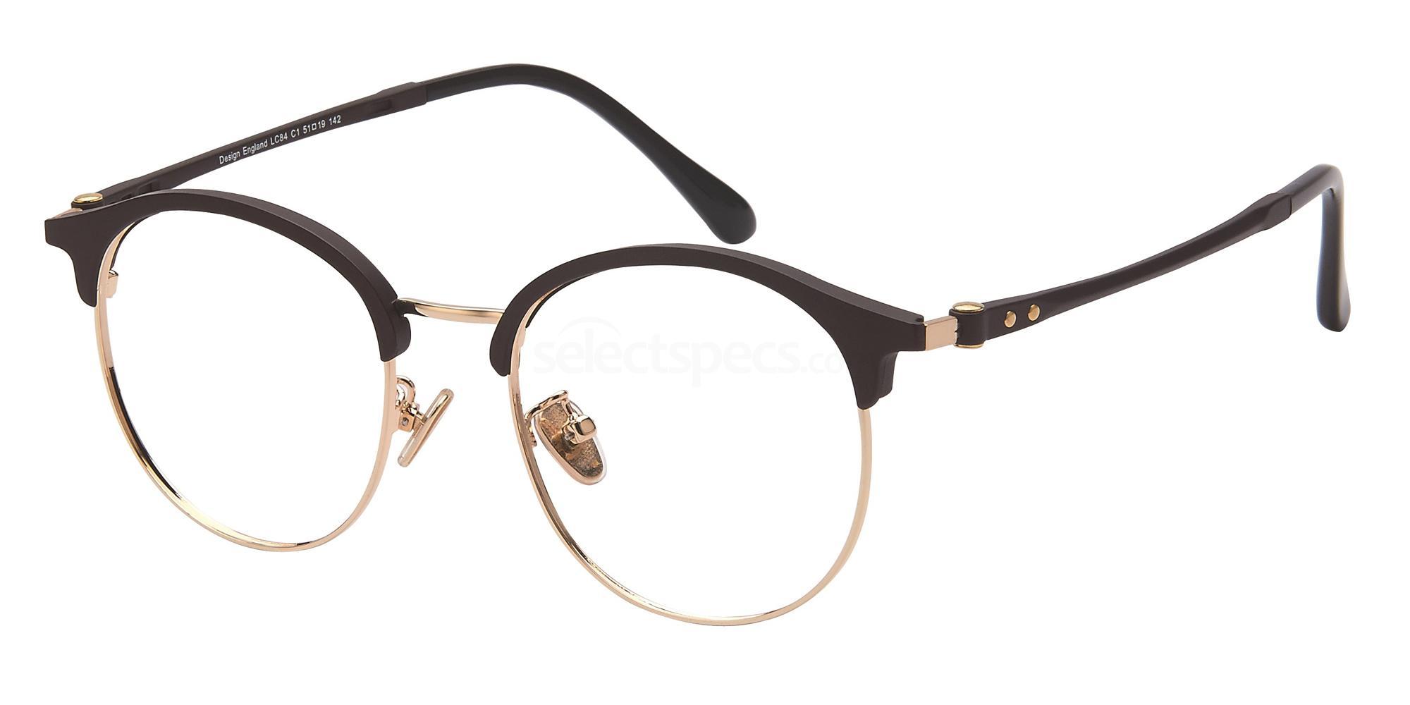 C1 LC84 Glasses, London Club