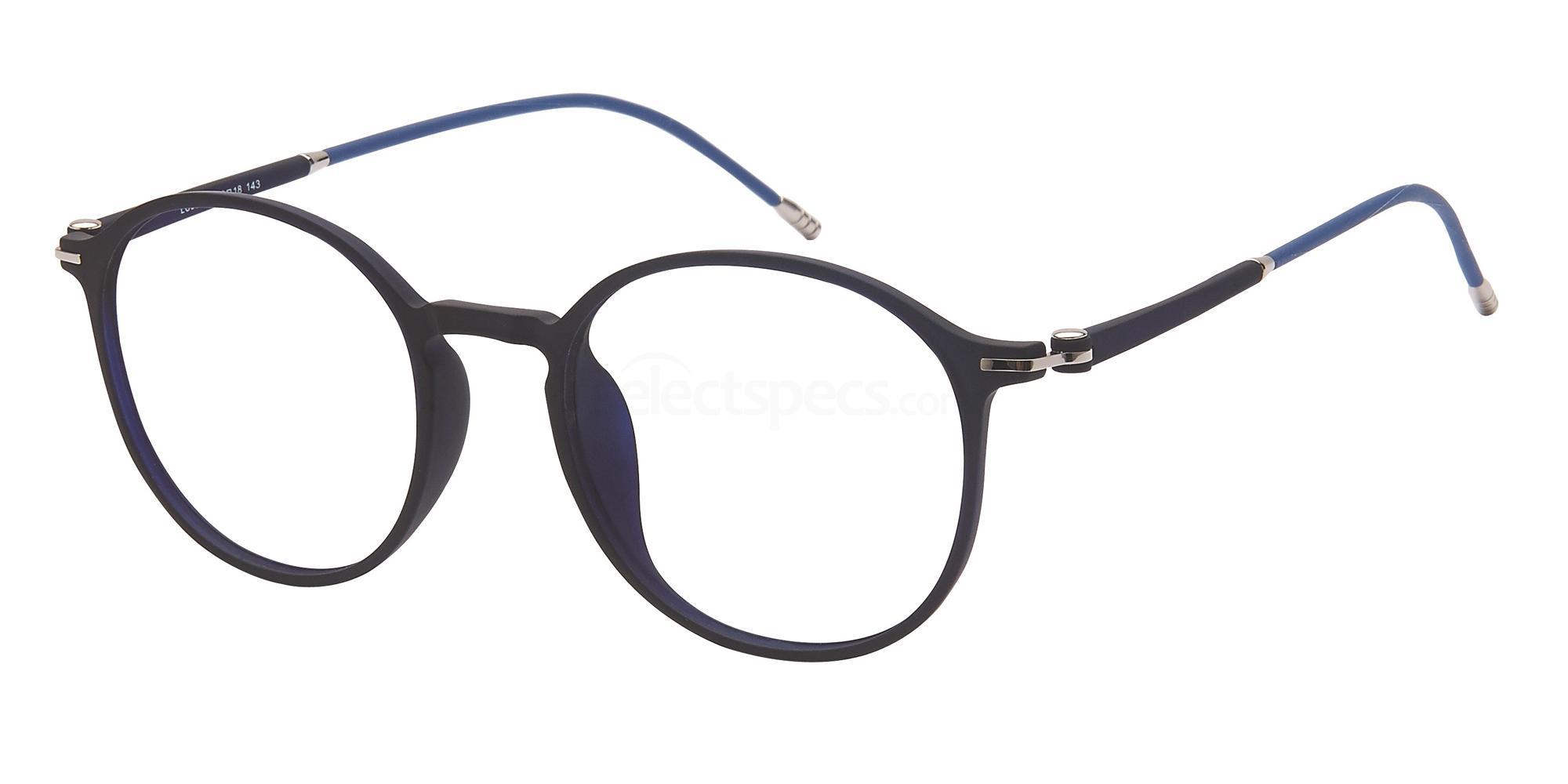 C1 LC90 Glasses, London Club