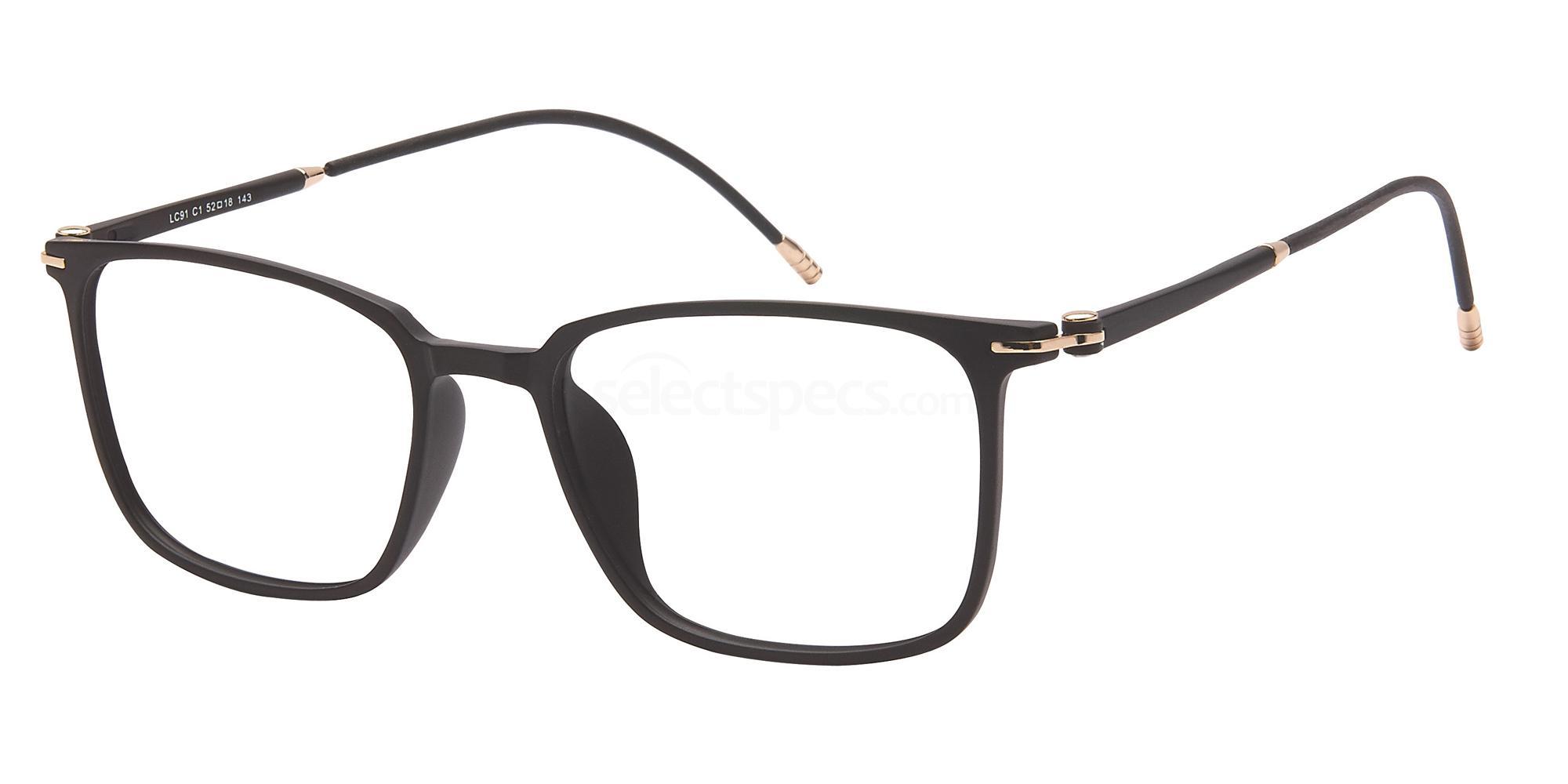 C1 LC91 Glasses, London Club