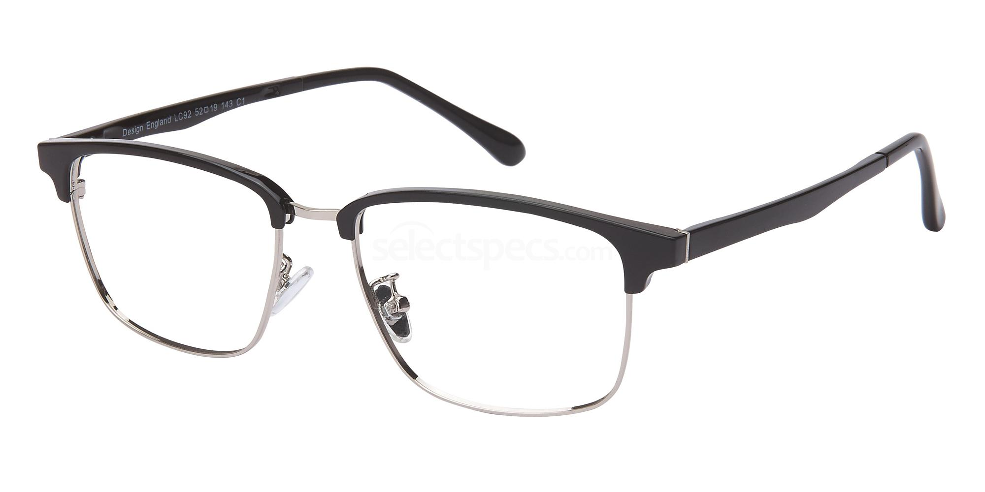 C1 LC92 - with Clip On Glasses, London Club