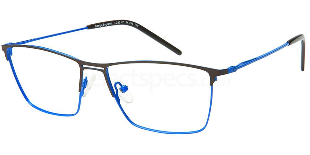 C1 LC95 Glasses, London Club