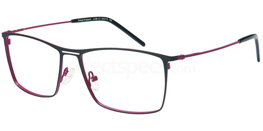 C1 LC96 Glasses, London Club