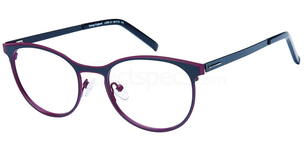 C1 LC99 Glasses, London Club
