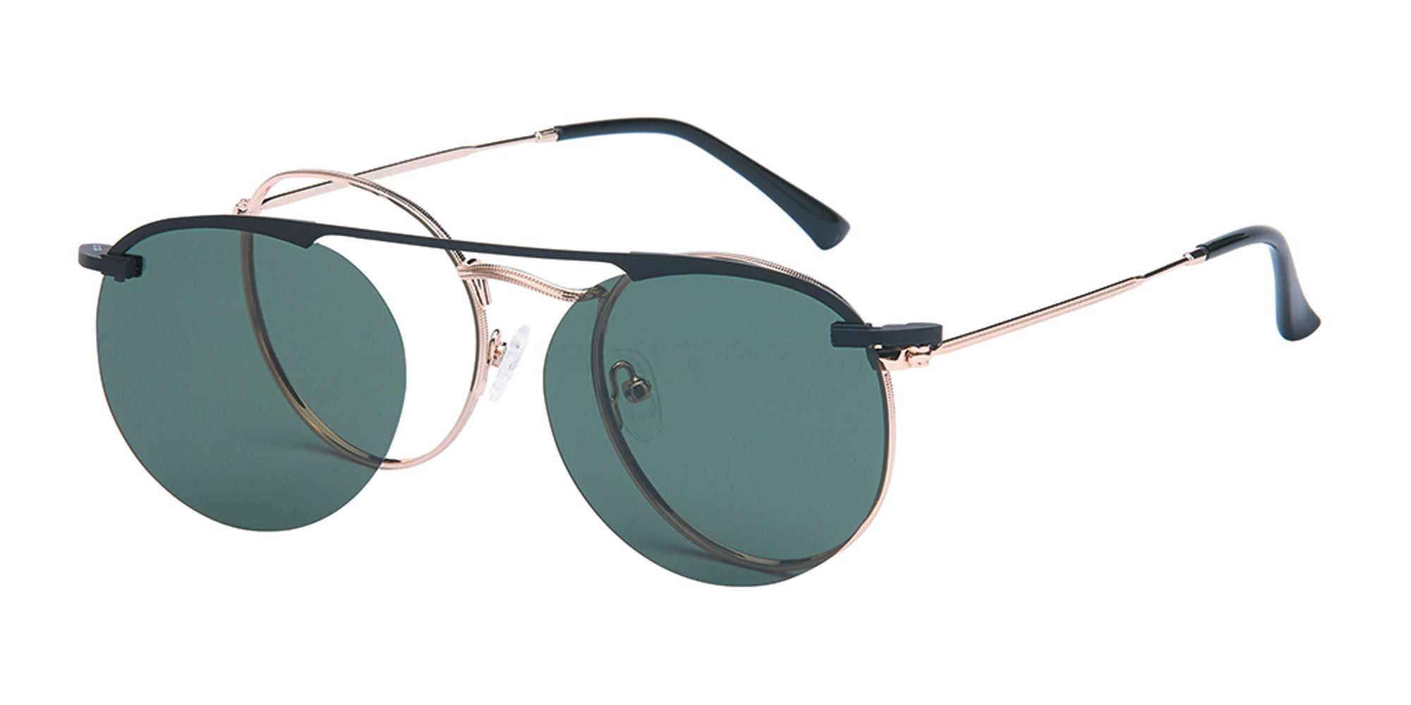 C1 LC122 - with Clip On Glasses, London Club