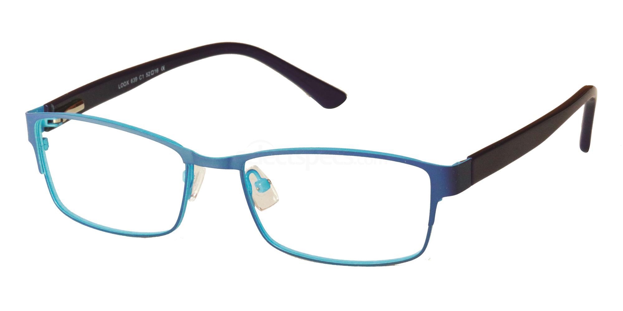 C1 L 639 Glasses, Loox