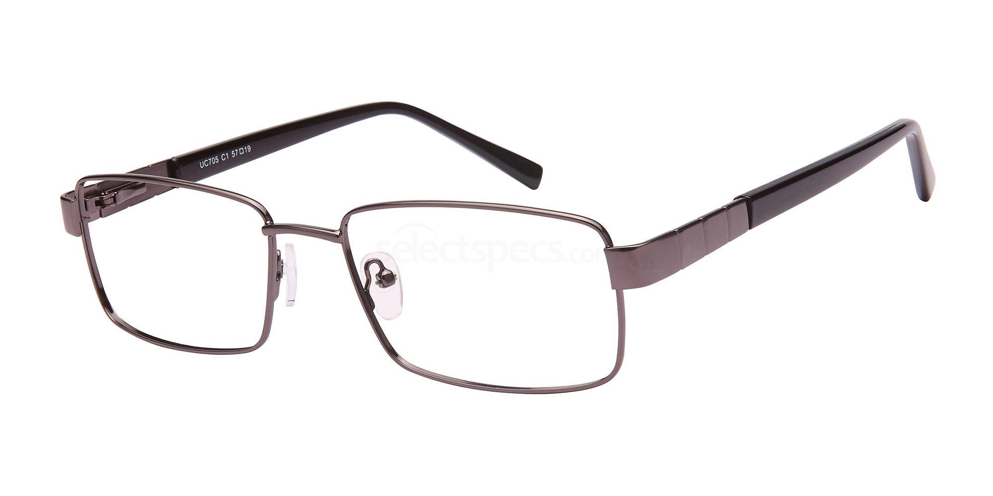 C1 UC705 Glasses, Univo Core