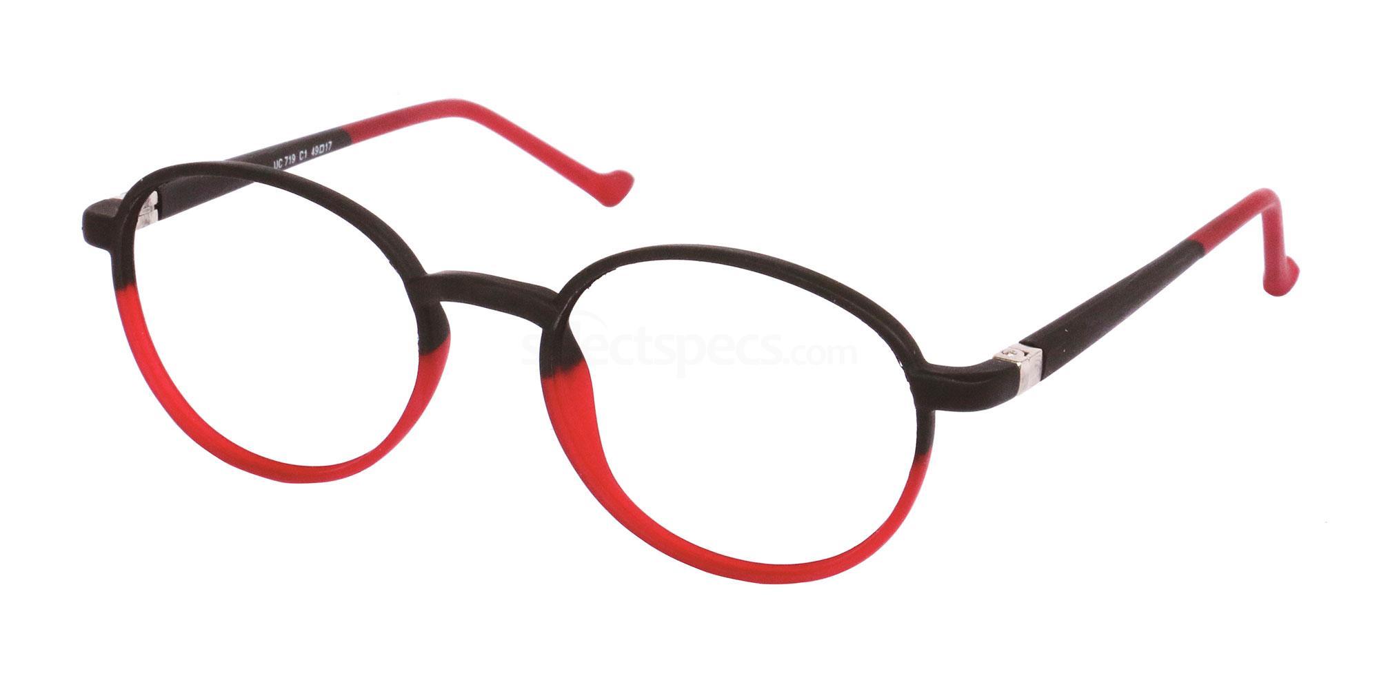 C1 UC719 Glasses, Univo Core