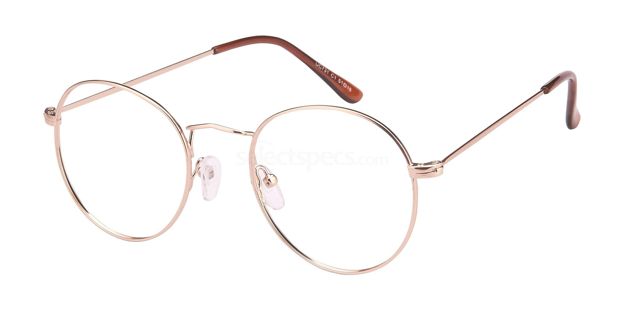 C1 UC731 Glasses, Univo Core
