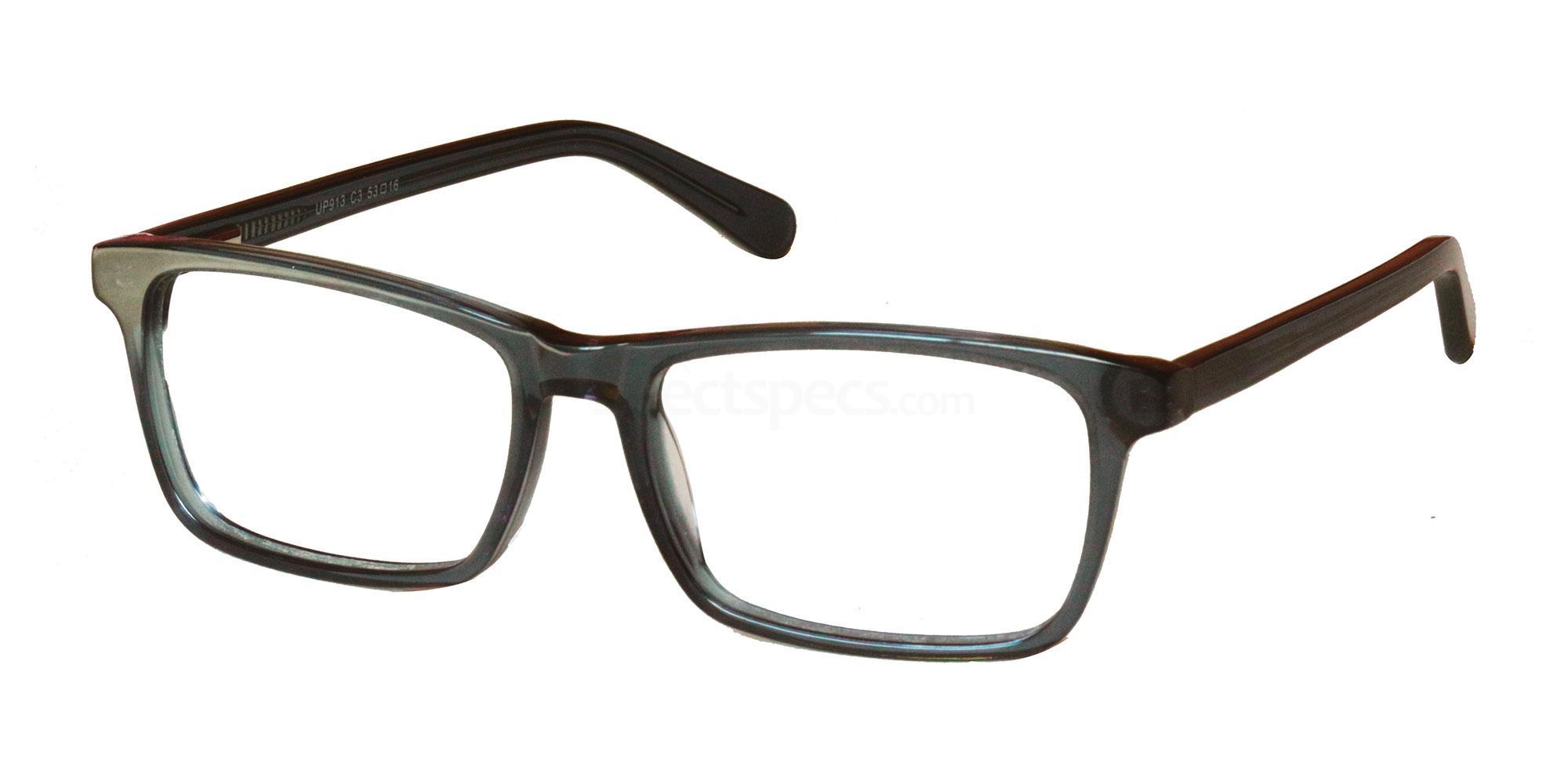 C3 UP913 Glasses, Univo Plus