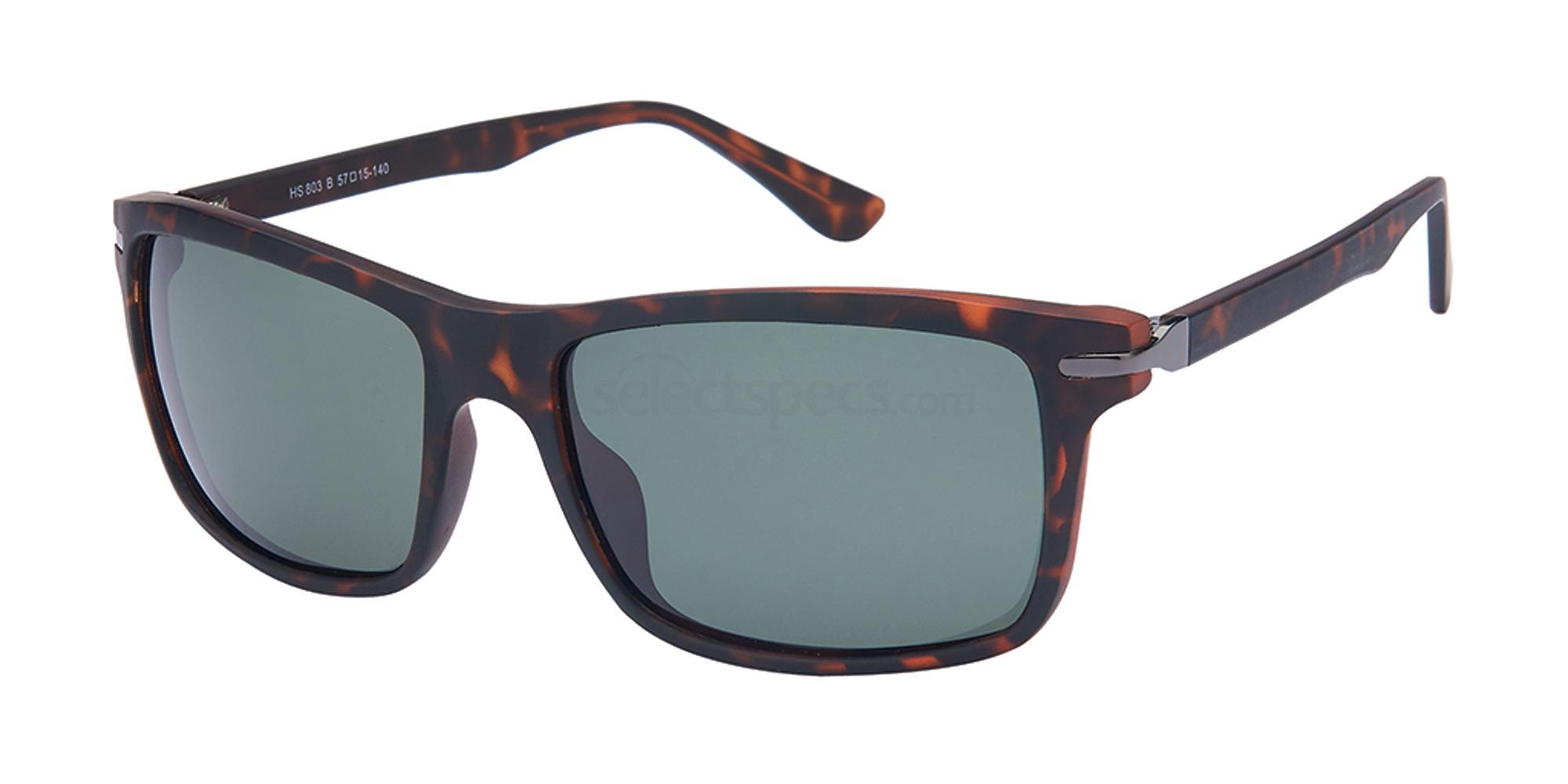 B HS803 Sunglasses, Halstrom