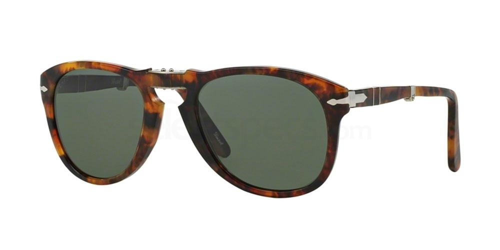 108/58 PO0714 (1/2) Folding Sunglasses , Persol