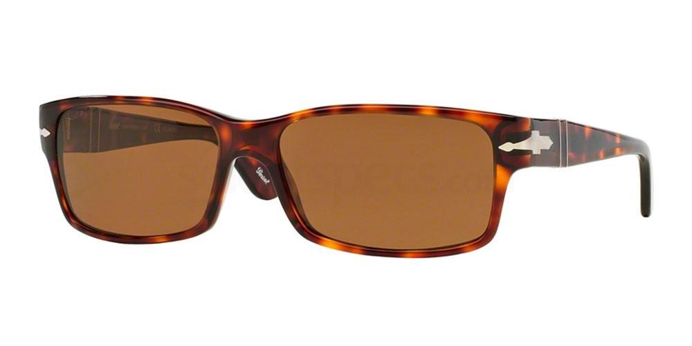 24/57 PO2803S (Polarized) Sunglasses, Persol