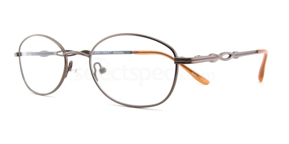 Brown Kendra Glasses, Antares