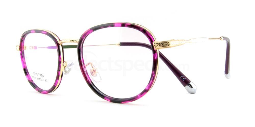 C8 9116 Glasses, Antares