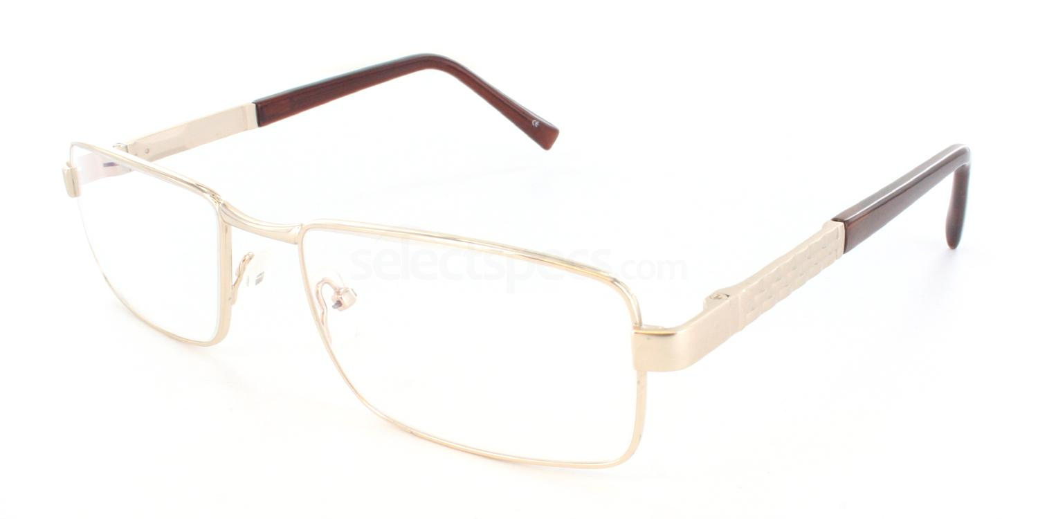 Gold 1231 Glasses, Antares