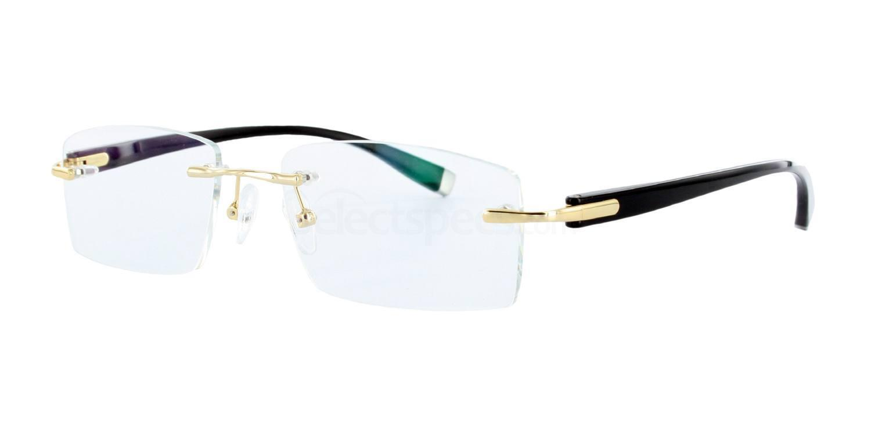 Gold 58026 Glasses, Infinity