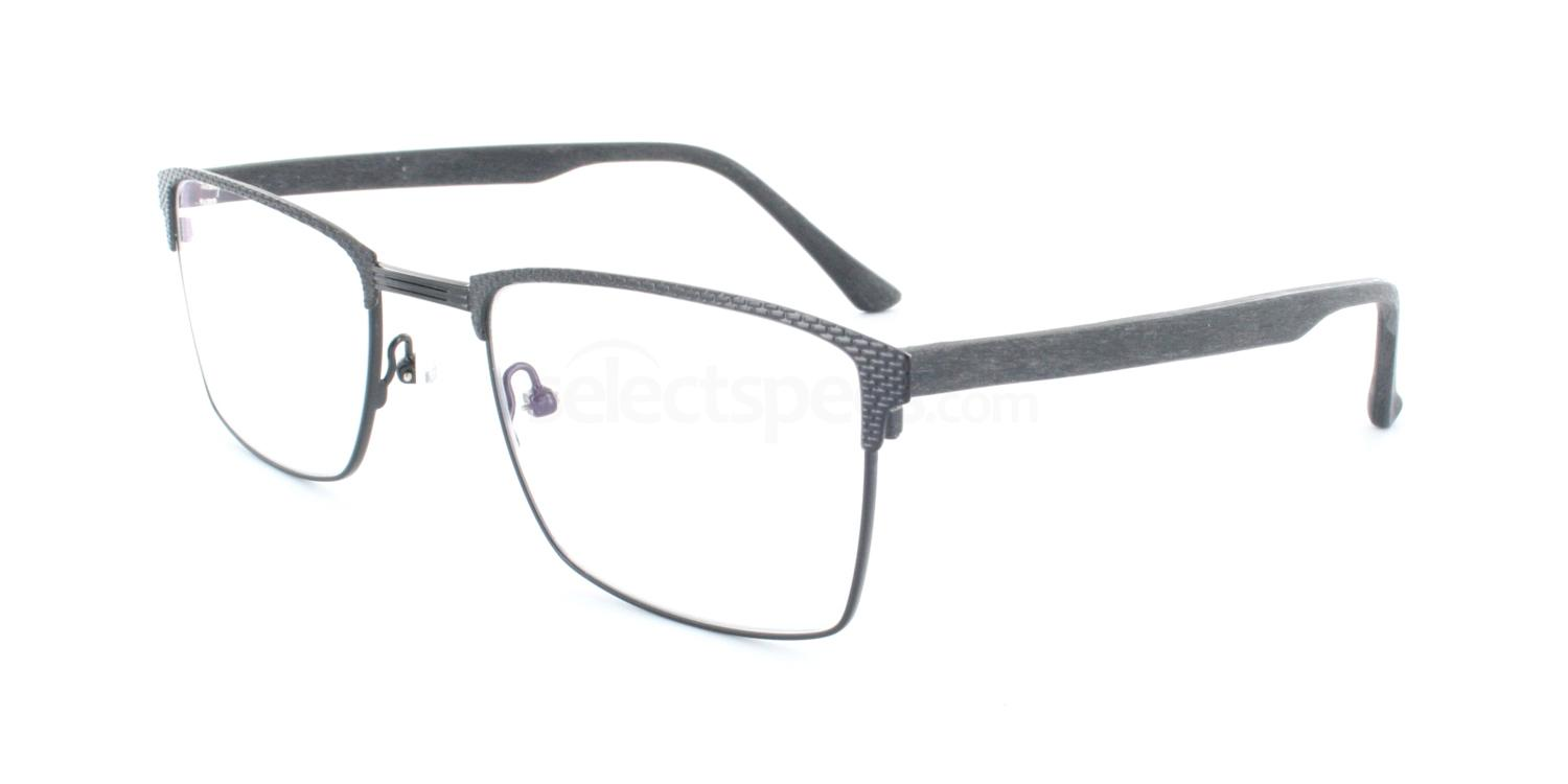 Black 99709 Glasses, Infinity