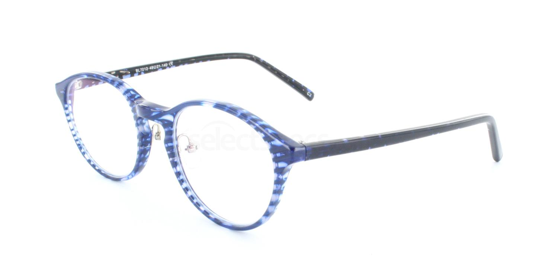C2 BL7012 Glasses, SelectSpecs