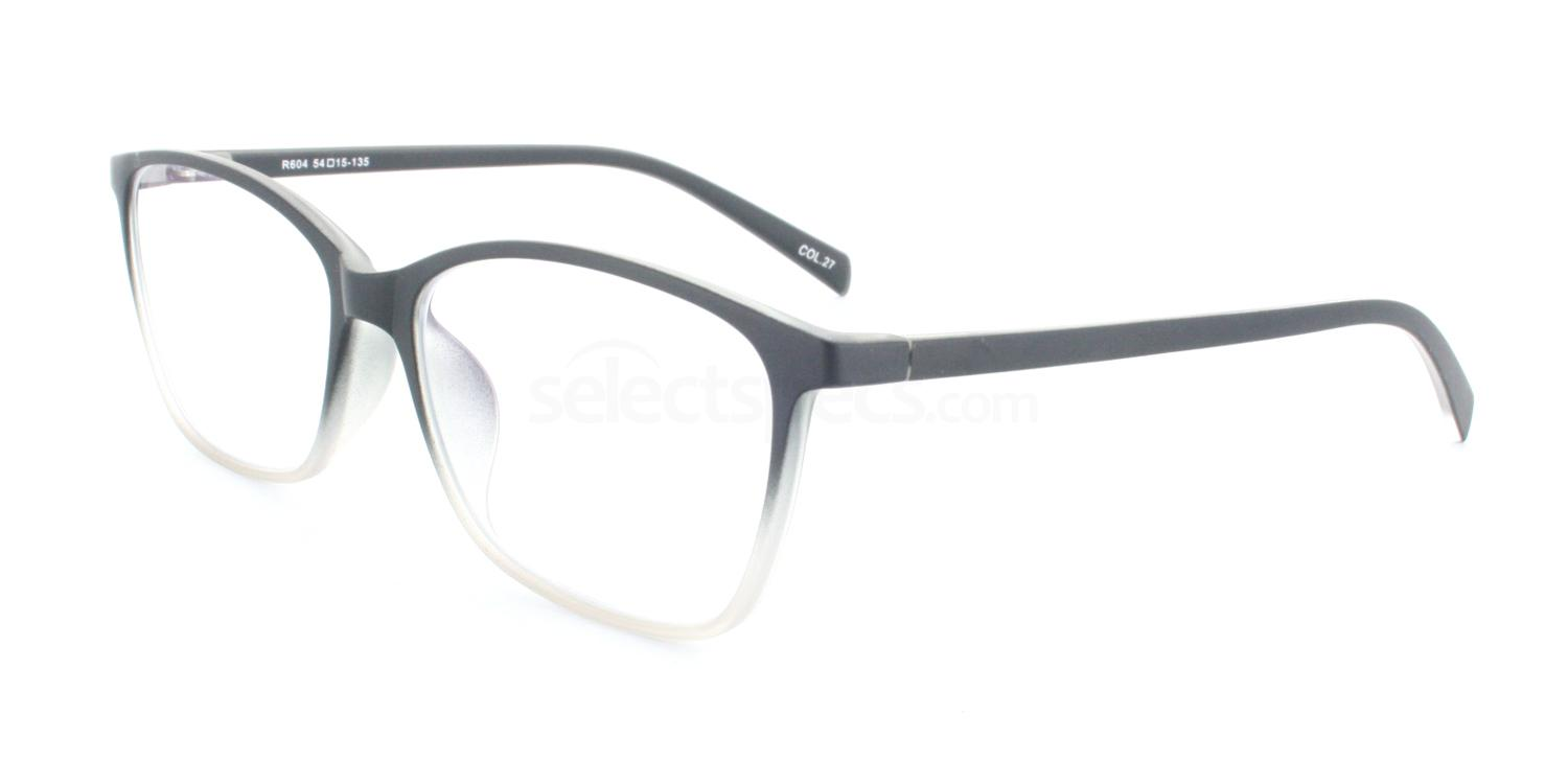 COL 27 R604 Glasses, Infinity