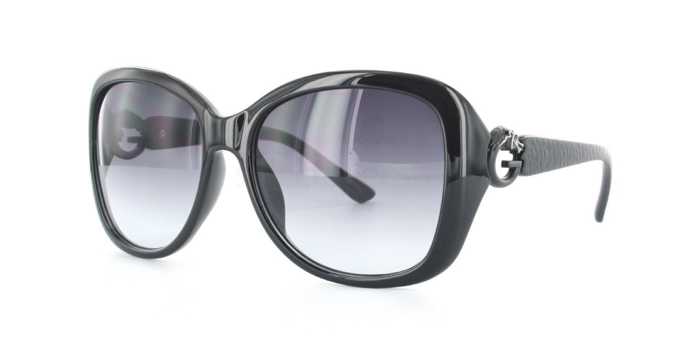 C1 S9383 Sunglasses, Infinity