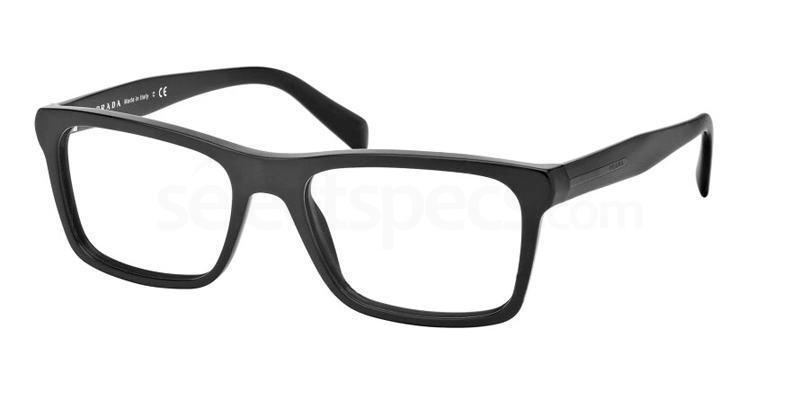1BO1O1 PR 06RV Glasses, Prada