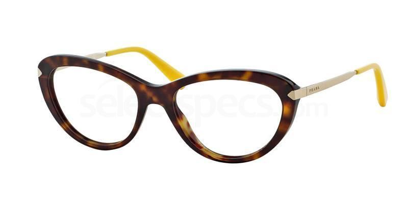 2AU1O1 PR 08RV Glasses, Prada