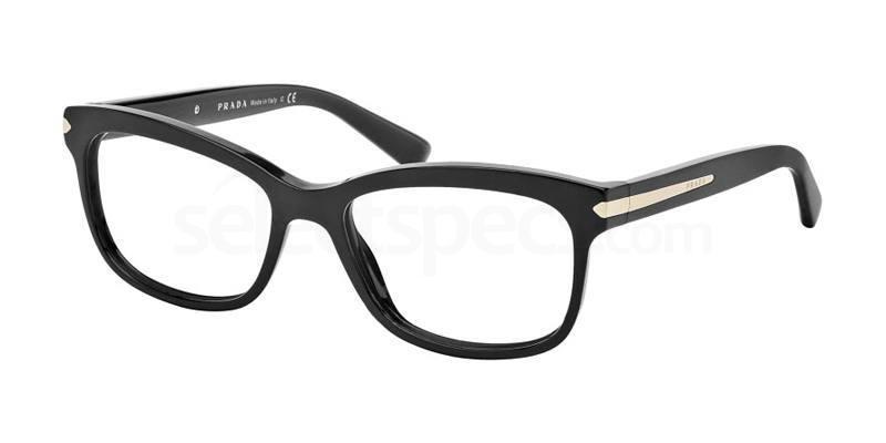 1AB1O1 PR 10RV Glasses, Prada