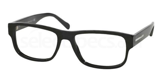 1AB1O1 PR 23RV Glasses, Prada