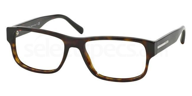 2AU1O1 PR 23RV Glasses, Prada