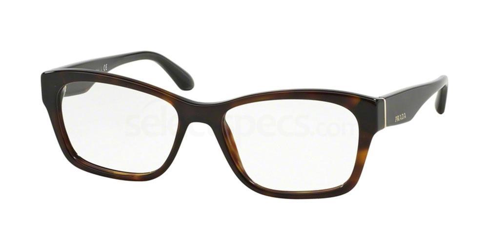 2AU1O1 PR 24RV Glasses, Prada