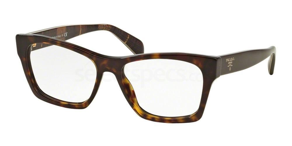 2AU1O1 PR 22SV Glasses, Prada