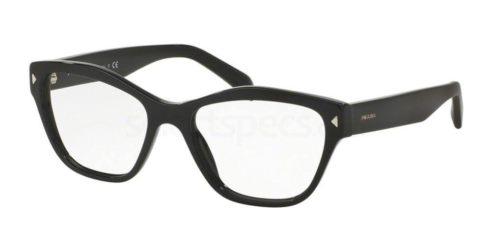 1AB1O1 PR 27SV Glasses, Prada
