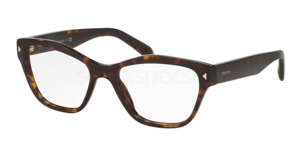 2AU1O1 PR 27SV Glasses, Prada