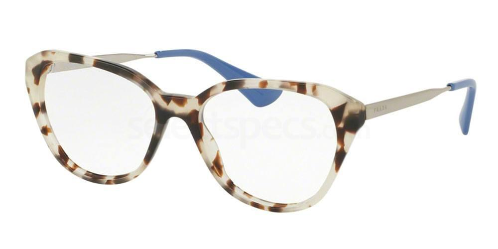 UAO1O1 PR 28SV Glasses, Prada