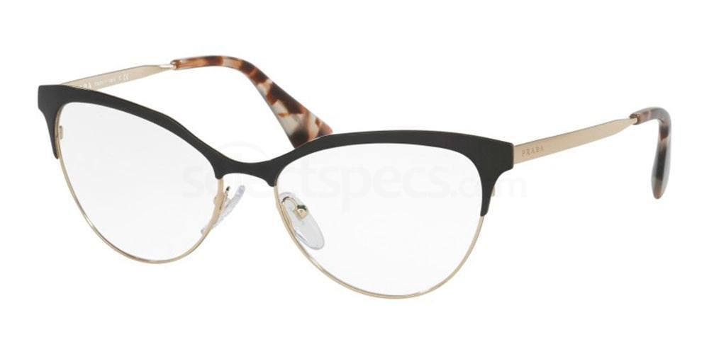 QE31O1 PR 55SV Glasses, Prada