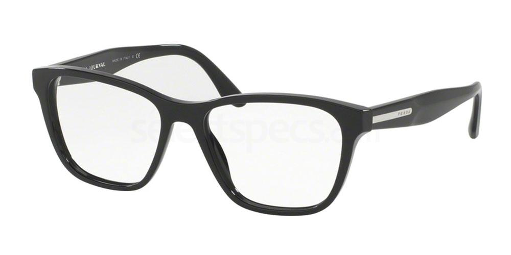1AB1O1 PR 04TV Glasses, Prada