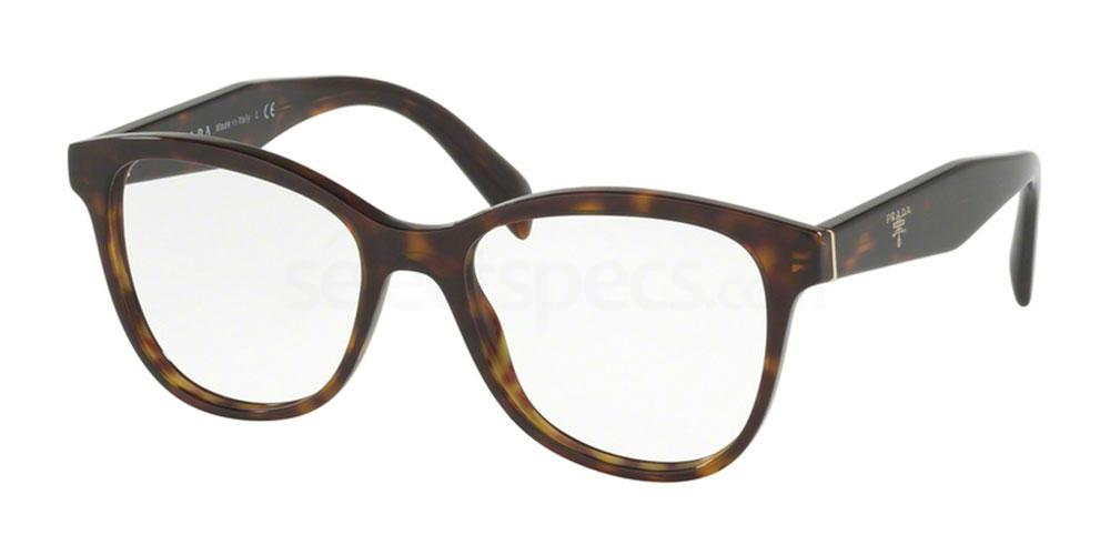 2AU1O1 PR 12TV Glasses, Prada