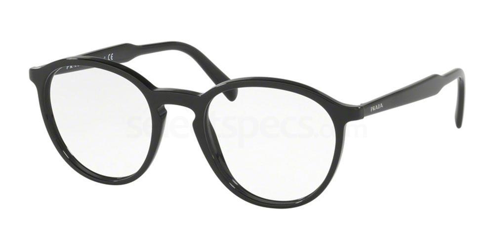 1AB1O1 PR 13TV Glasses, Prada