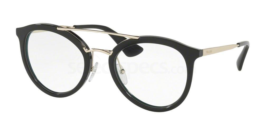 1AB1O1 PR 15TV Glasses, Prada