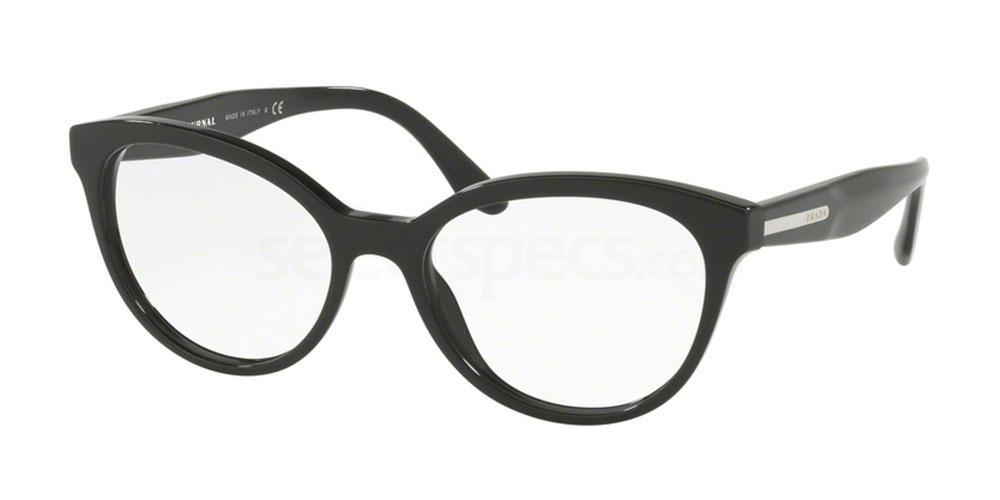 1AB1O1 PR 05UV Glasses, Prada