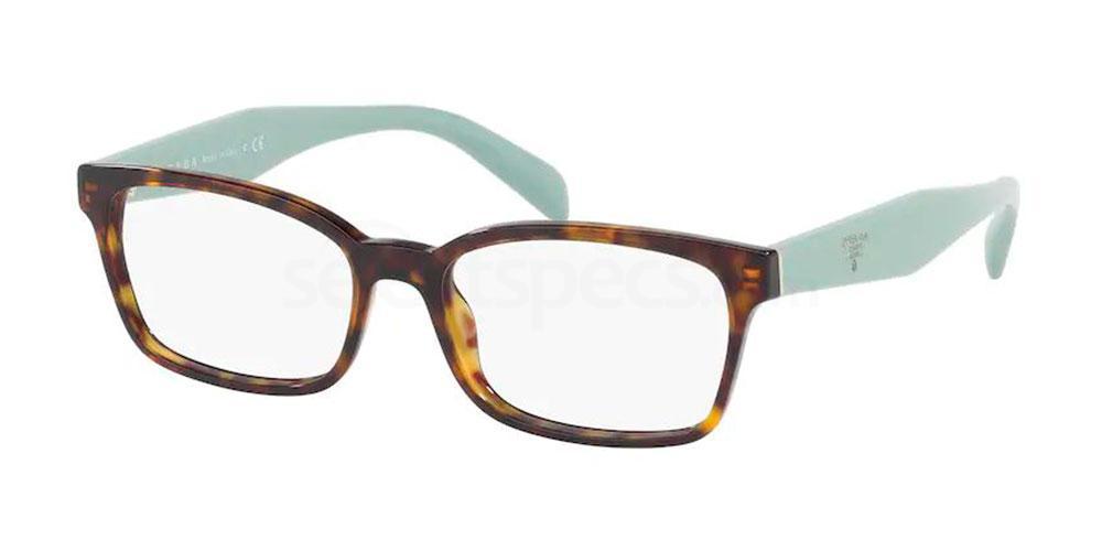 2AU1O1 PR 18TV Glasses, Prada