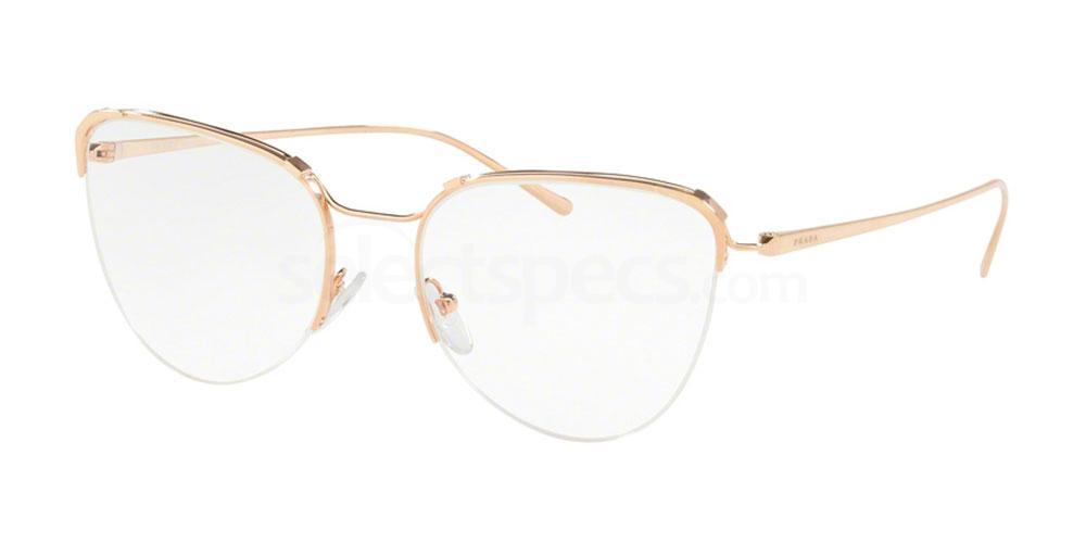 SVF1O1 PR 60UV Glasses, Prada